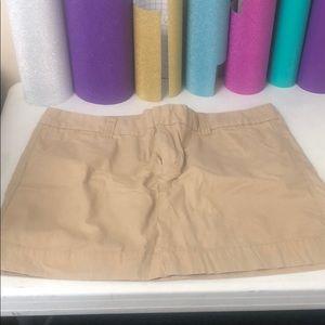 Gap, women's, size 18, khaki, chino, skirt